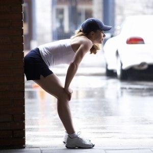 Exercising-Rain